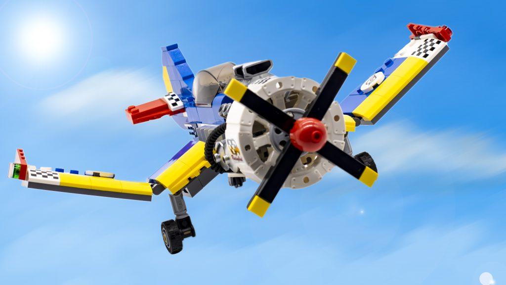 Stunt Plane Sky