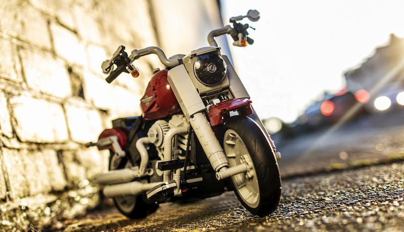 10269 Harley Davidson Fat Boy Brick Fanatics Magazine 2