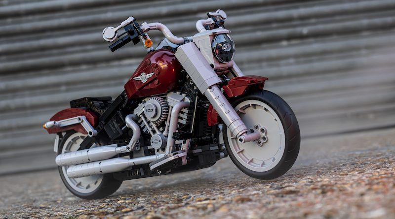 10269 Harley Davidson Fat Boy Brick Fanatics Magazine 4