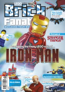 Brick Fanatics Magazine Issue 6 Cover 211x300
