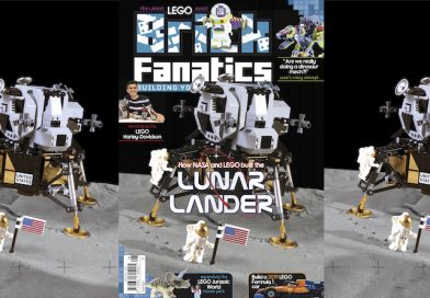 Brick Fanatics Magazine Issue 8 available now