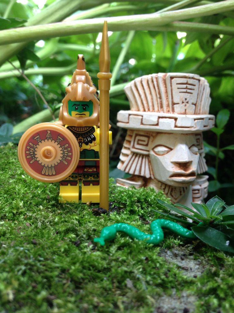 Brick Pic Aztec