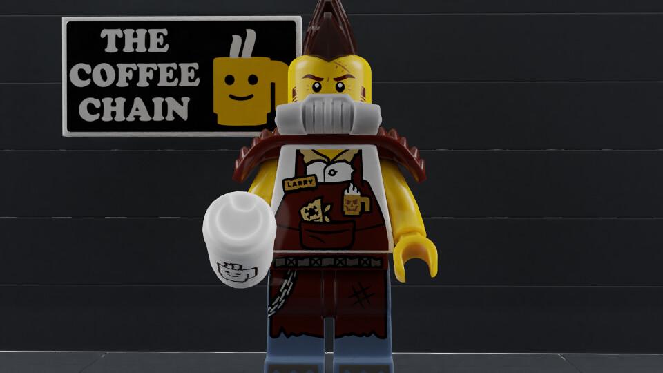 Brick Pic Larry