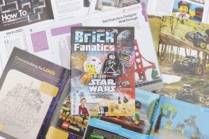Brick Fanatics Magazine Issue 5 Collection 300x200