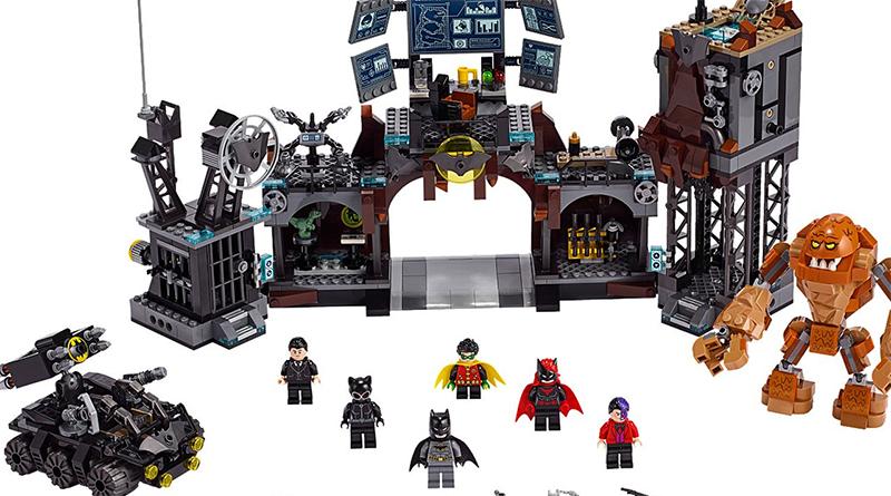 LEGO Batman 76122 Clayface Invasion
