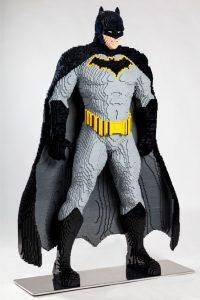 LEGO Batman Statue San Diego Comic Con 2019 2 200x300