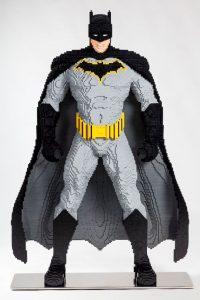 LEGO Batman Statue San Diego Comic Con 2019 4 200x300