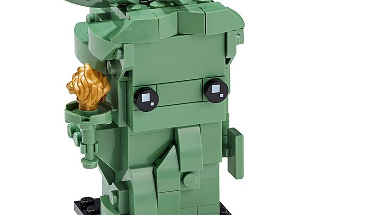 LEGO BrickHeadz 40367 Lady Liberty Featured 800 445
