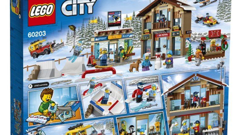 LEGO City 60203 Ski Resort 2 800x445