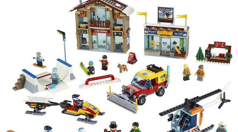 LEGO City 60203 Ski Resort 3 800x445