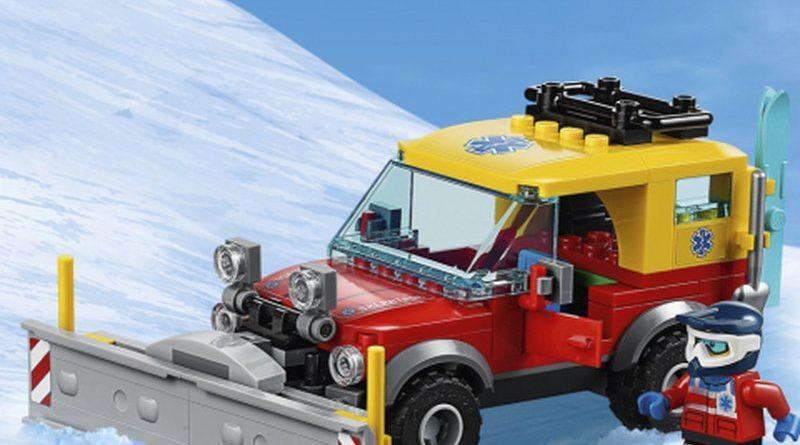 LEGO City 60203 Ski Resort 5 800x445