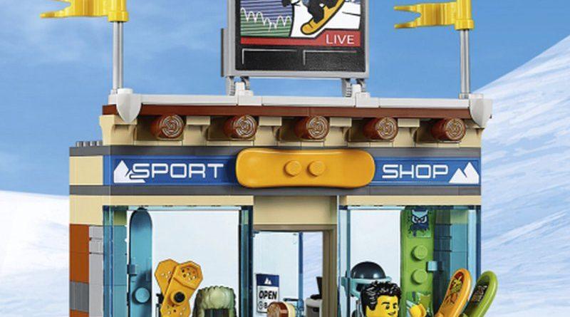 LEGO City 60203 Ski Resort 8 800x445