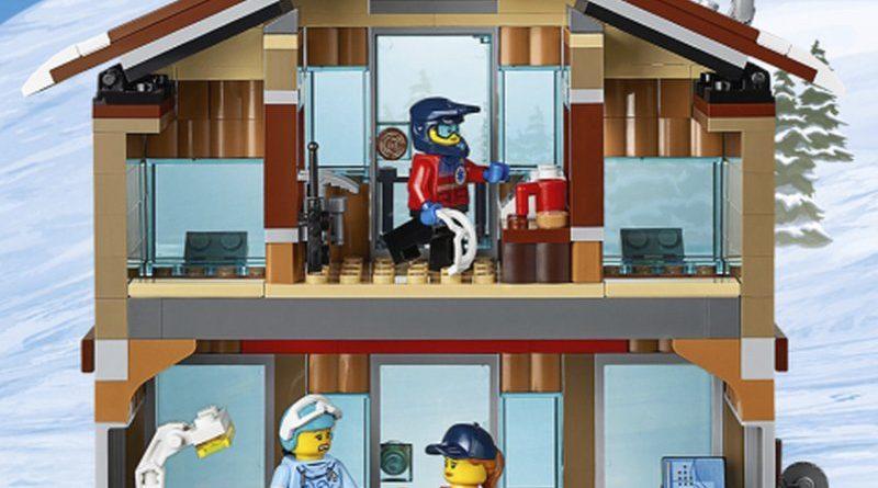 LEGO City 60203 Ski Resort 9 800x445