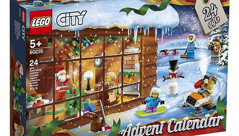 LEGO City 60235 Advent Calendar 1 780x445