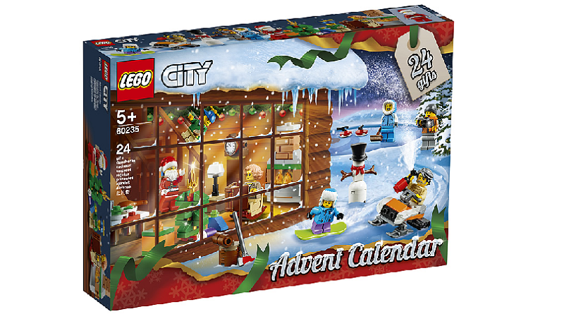 LEGO City 60235 Advent Calendar Featured 800 445 800x445