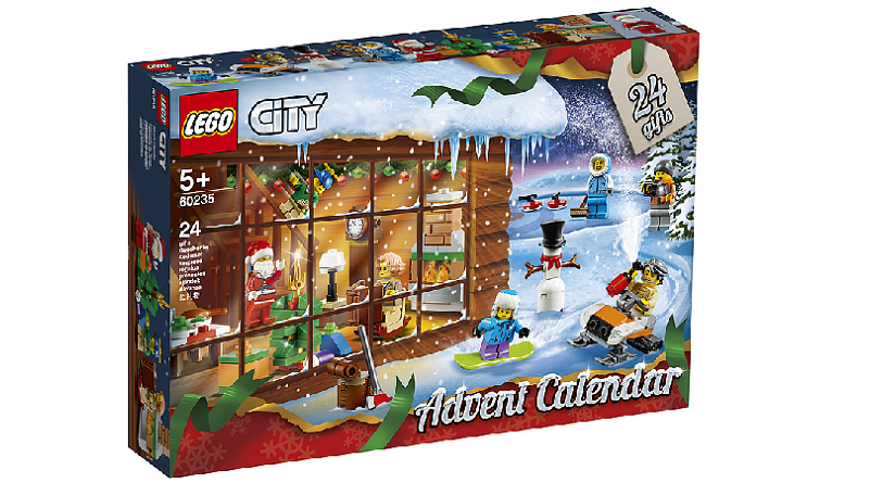 LEGO City 60235 Advent Calendar Featured 800 445
