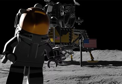 The LEGO Group celebrates the Moon landing with short animation