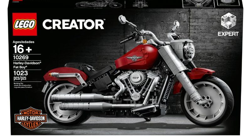 LEGO Creator Expert 10269 Harley Davidson Fat Boy 12 800x445