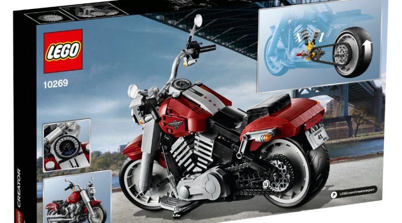 LEGO Creator Expert 10269 Harley Davidson Fat Boy 13 800x445