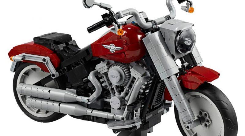 LEGO Creator Expert 10269 Harley Davidson Fat Boy 25 800x445