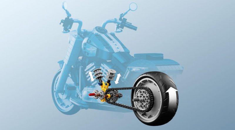 LEGO Creator Expert 10269 Harley Davidson Fat Boy 28 800x445