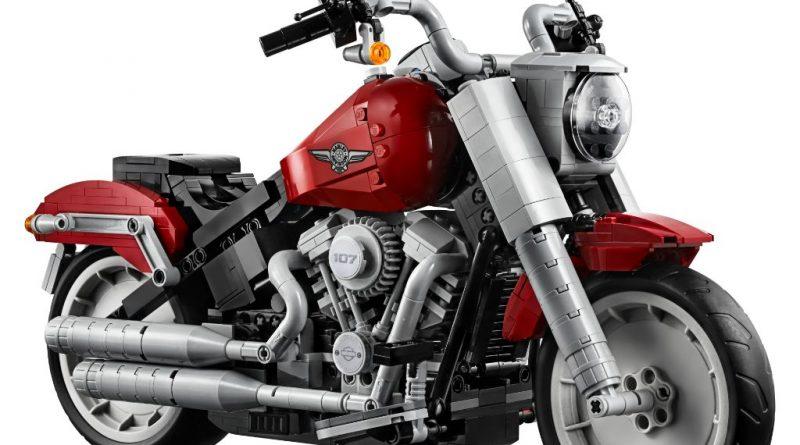 LEGO Creator Expert 10269 Harley Davidson Fat Boy 3 800x445