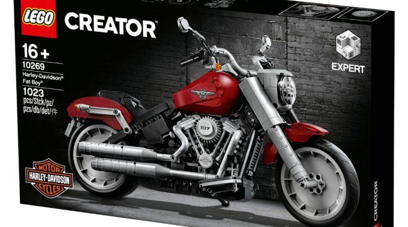 LEGO Creator Expert 10269 Harley Davidson Fat Boy 7 800x445