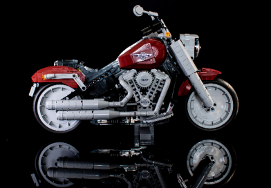 LEGO Creator Expert 10269 Harley-Davidson Fat Boy available now