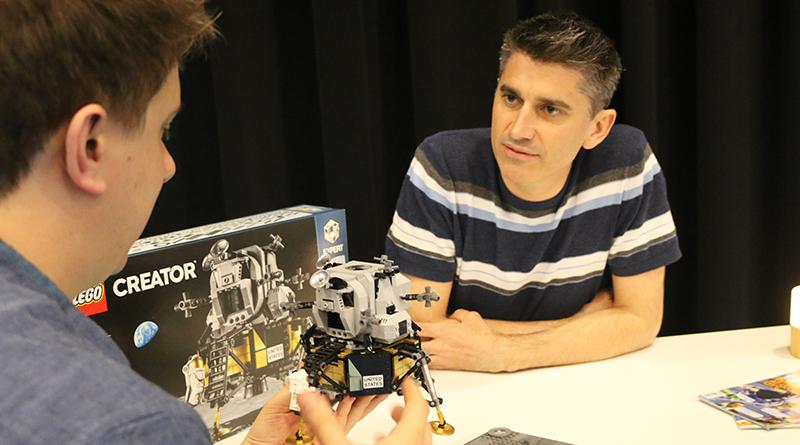 LEGO Creator Expert 1066 Lunar Lander Jamie Berard featured 800 445