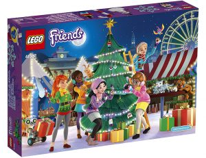 LEGO Friends 41382 Advent Calendar 2 300x231
