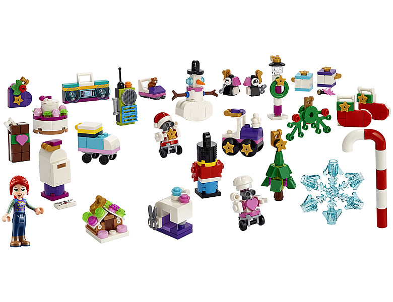 LEGO Friends 41382 Advent Calendar 3