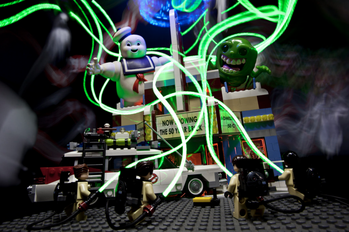 LEGO Ghostbusters E1563209192647