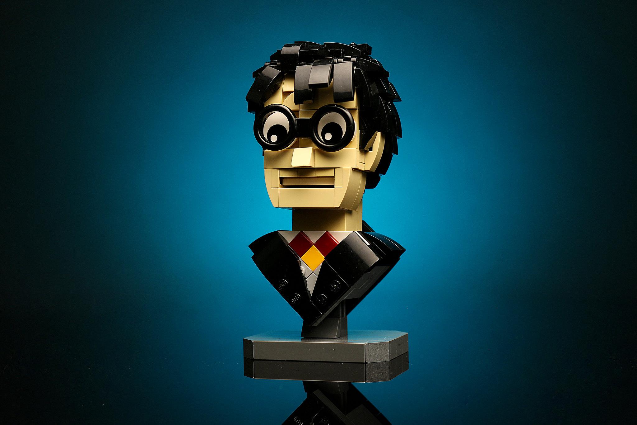 LEGO HP Bust