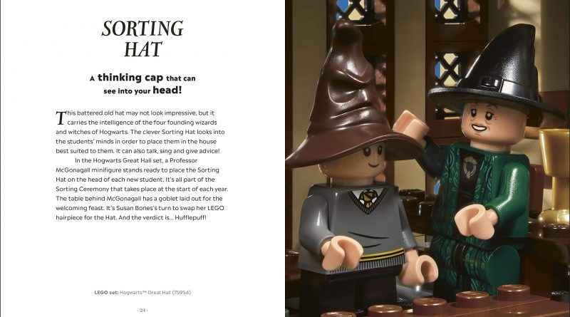 LEGO Harry Potter Magical Guide Wizarding World 5 800x445