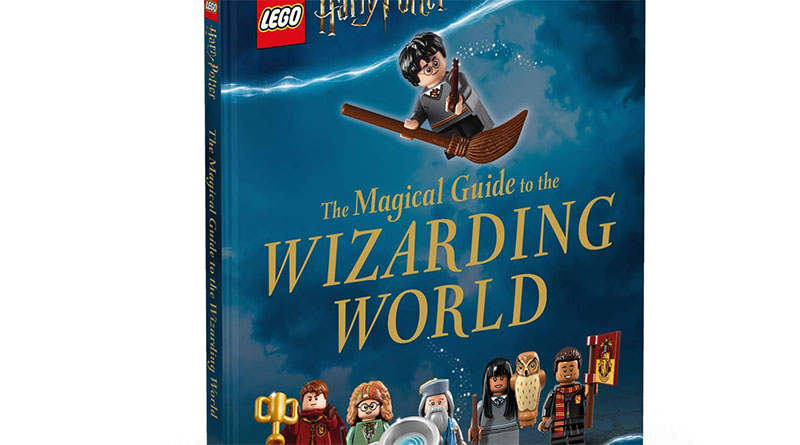LEGO Harry Potter Magical Guide Wizarding World Featured 800 445