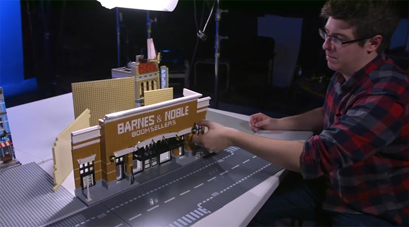 LEGO Harry Potter Stop Motion Bts Featured 800 445