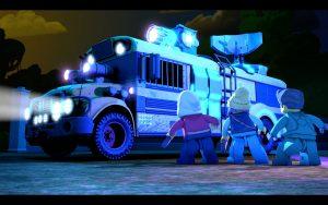 LEGO Hidden Side Short 4 300x188