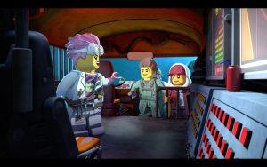 LEGO Hidden Side Short 7 300x188