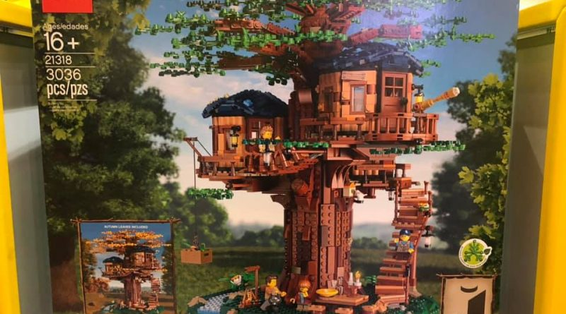 LEGO Ideas 21318 Treehouse 1 800x445