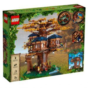 LEGO Ideas 21318 Treehouse 16 300x300