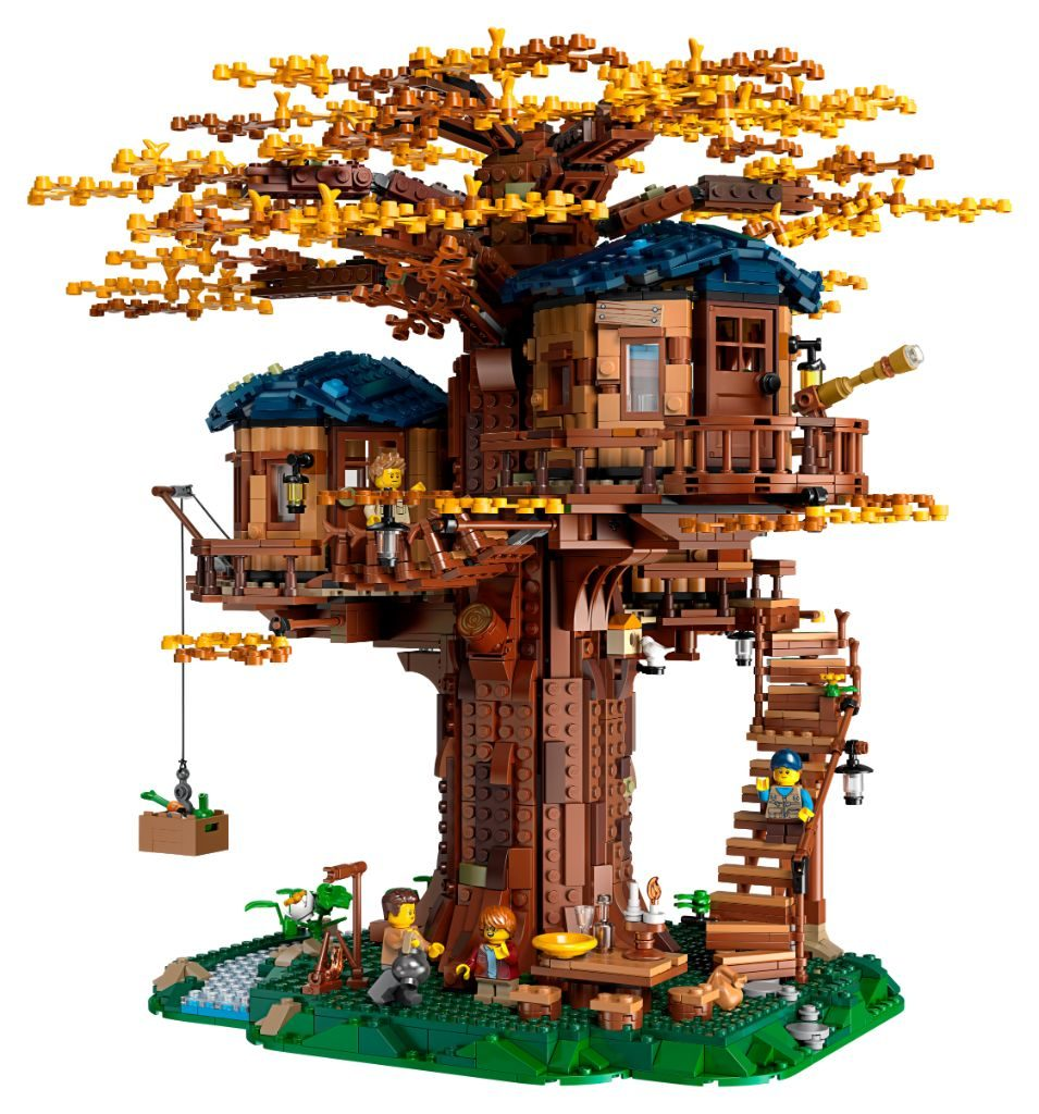 LEGO Ideas 21318 Treehouse 17 955x1024