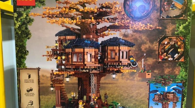 LEGO Ideas 21318 Treehouse 2 800x445