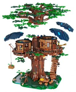 LEGO Ideas 21318 Treehouse 3 1 248x300