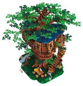LEGO Ideas 21318 Treehouse 4 288x300