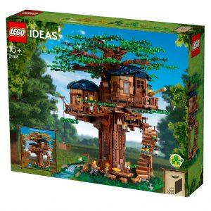 LEGO Ideas 21318 Treehouse 9 300x300