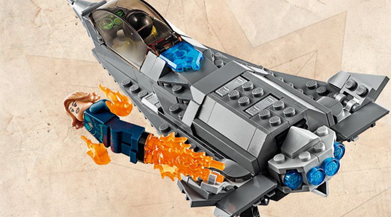 LEGO Marvel 77902 instructions featured 800 445