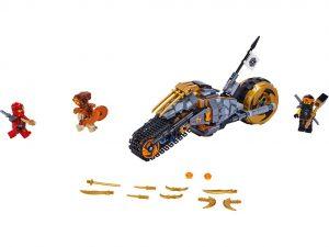 LEGO NINJAGO 70672 Cole Dirt Bike 300x225