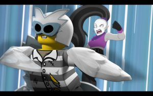 LEGO NINJAGO Animated 2 300x188