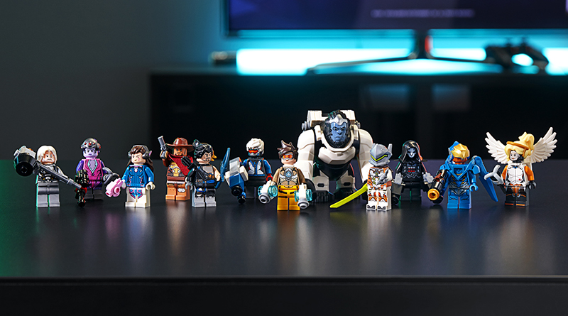 LEGO Overwatch Minifigures Featured 800 445
