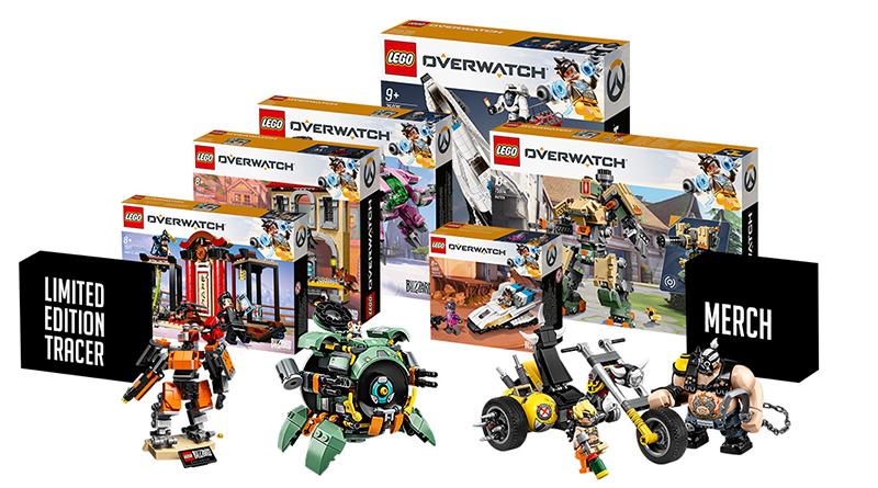 LEGO Overwatch Prize Bundle Featured 800 445